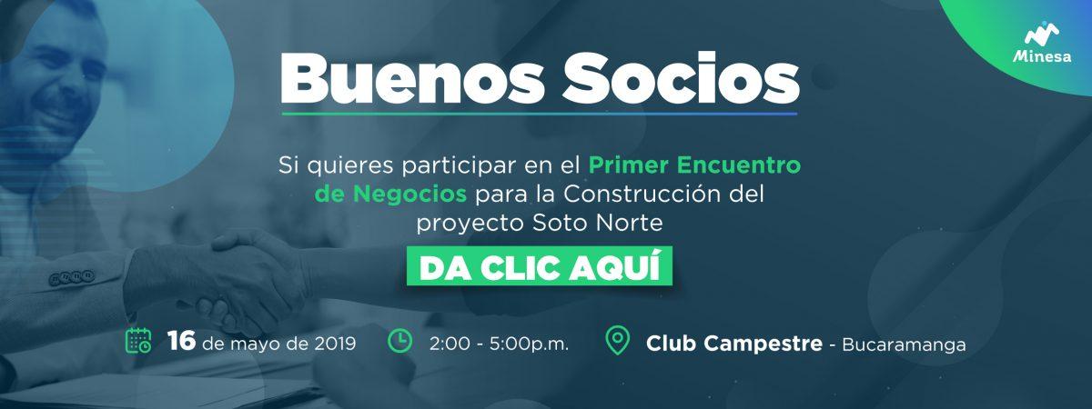 Banner Buenos Socios