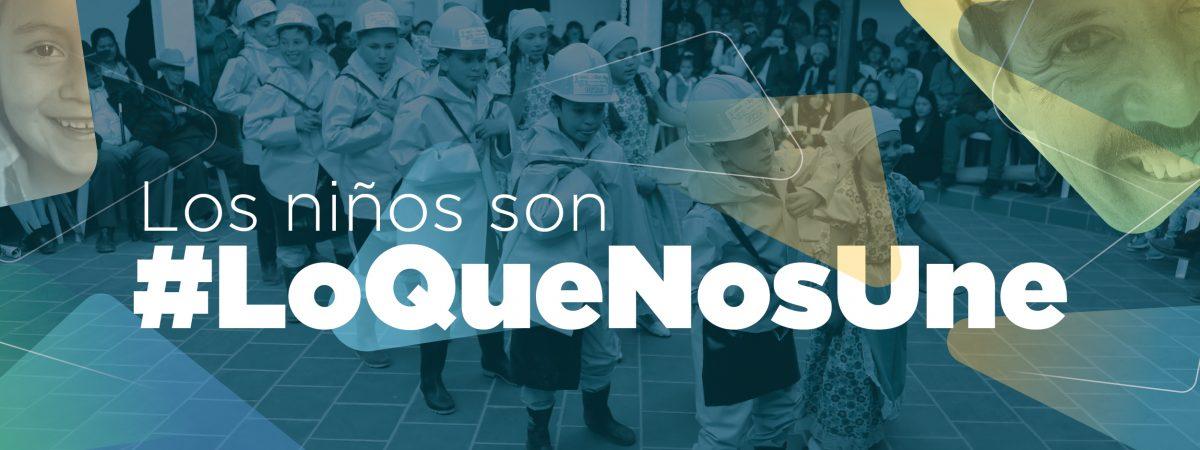 #LoQueNosUne