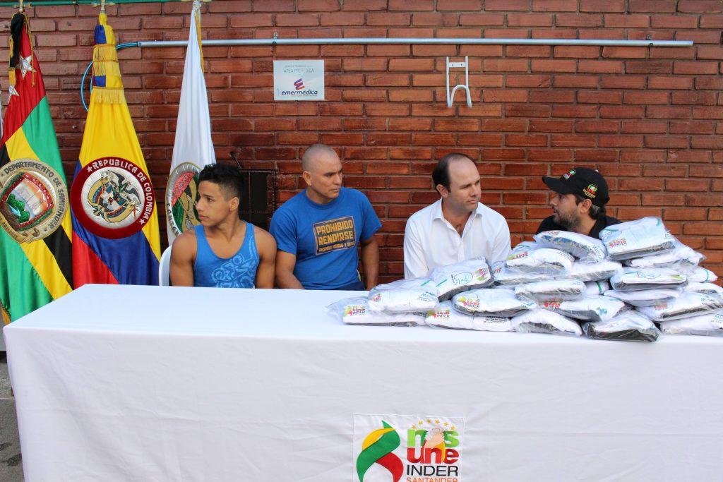 Con más deporte Minesa aporta al crecimiento social y cultural de Santander.