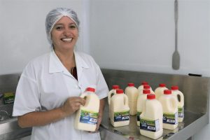 yogurt natural hecho con tradición