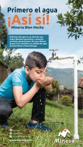 campaña por el agua